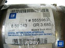 Genuine Vauxhall Astra H Vectra C Signum 1.9 CDTi Catalytic Converter 55559634