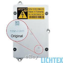 HELLA Xenon Scheinwerfer Steuergerät 5DV 008 290-00 Vorschaltgerät Ballast NEU