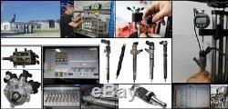 Injektor 0445110159 Einspritzdüse Opel 1.9 CDTI Saab 1.9 TiD 93179047 55191958