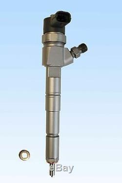 Injektor Bosch 0445110243 Alfa Romeo 1.9 JTD 1.9 JTDM FIAT 1.9 D MJ 0986435104