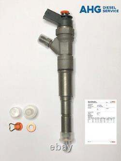 Injektor Bosch Einspritzdüse Fiat Opel Suzuki SX4 0445110276