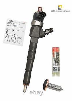 Injektor Einspritzdüse 1,9 Cdti Astra Vectra Signum Zafira 0445110243 55198218