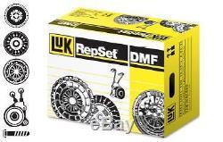 Kupplungssatz LUK RepSet DMF + Zweimassenschwungrad 600 0158 00