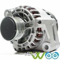 Lichtmaschine 120A OPEL Astra H Signum Vectra C Zafira Fiat Bravo 1,9 CDTi NEU