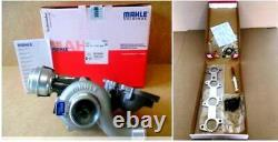 MAHLE Turbolader + Dichtungen OPEL Astra H SIGNUM VECTRA C ZAFIRA 1.9 CDTI