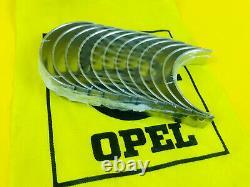 NEU Pleuellagersatz Opel Omega B + Sintra 3,0 Liter V6 Pleuellager Satz V6 X30XE