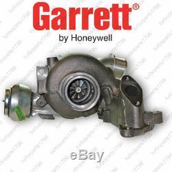 Neuer Garrett 767835-5003S Original Opel Turbolader für 1,9 Liter CDTi Astra H C