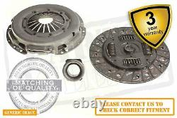 Opel Astra H 1.9 Cdti 3 Piece Complete Clutch Kit Full 150 Hatchback 09.04 On