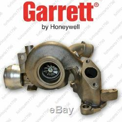 Original Garrett Turbolader 55211063 Opel 1.9 Liter TiD CDTi Astra Vectra Turbo