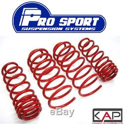 Prosport Lowering Springs for Vauxhall Vectra C 02-09 1.9CDTi 35mm