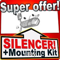 Rear Silencer OPEL SIGNUM / VECTRA 3.0 CDTi 2.0 T 2.2 3.2 2003- Exhaust Box FJL