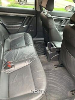Silver Vauxhall vectra 1.9 CDTI