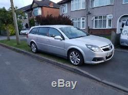 Spare or repair Vauxhall vectra 1.9 cdti sri 150 2007