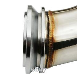 Stainless Exhaust Pre De Cat For Vauxhall Opel Zafira B Astra H Vectra C 1.9cdti
