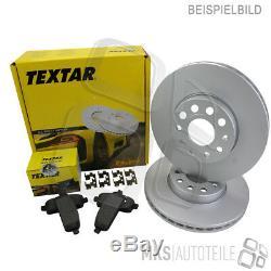 Textar Bremsscheiben + Beläge Vorne Ø285 Opel Vectra C Vectra C CC 3900360