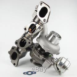 Turbo FOR Opel / VAUXHALL ASTRA H SIGNUM VECTRA C SAAB 9-3 1.9 CDTI 150HP Z19DTH