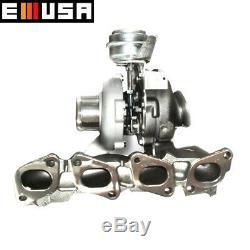 Turbo Turbocharger Opel / Vauxhall Signum Vectra Zafira 1,9 CDTI / Saab 9-3 TiD