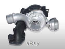 Turbo Turbolader Fiat Opel Astra H Vectra C Zafira B 1.9CDTI 110KW 150PS 755046