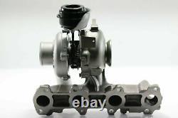 Turbocharger 755042 for Vauxhall Astra, Vectra, Zafira 1.9 CDTI. 100/120 BHP
