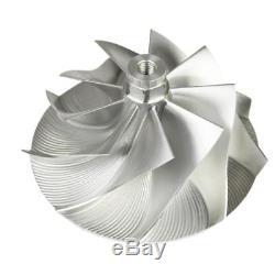 Turbocharger UPGRADED HYBRID TURBO SAAB 9-3 VAUXHALL VECTRA 1.9CDTi 755046