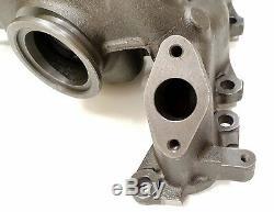 Turbocharger Vauxhall Astra Signum Vectra Zafira 1.9 CDTI 110Kw 755046 NEW Mahle