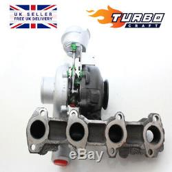 Turbocharger Vauxhall Astra Signum Zafira Vectra Fiat Croma Stilo 1.9 CDTi 120HP