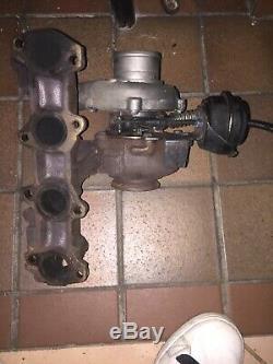 Turbocharger Vauxhall Opel Astra Vectra Zafira 1.9 CDTI 55205474 767835-0001