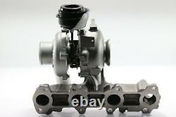 Turbocharger for Fiat Vauxhall/Opel 1.9 100/120HP 74/88Kw (2002-2008) 767835
