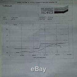 Turbolader Fiat Opel Astra Vectra Zafira Saab Vauxhall 1.9 CDTi TiD D 88KW 120PS