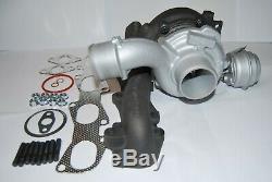 Turbolader Opel Astra H Vectra C Zafira B 1.9CDTI 110Kw 150PS 755046