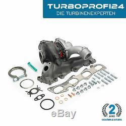 Turbolader Opel Fiat Saab 1.9 CDTI JTD TiD 110kW 150PS 860549 55205356 773720