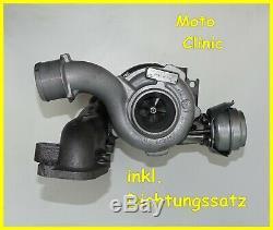 Turbolader Opel Singnum Vectra Astra Zafira 1.9 CDTI 88Kw 120PS Z19DT 767835