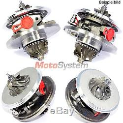 Turbolader Rumpfgruppe CHRA 717410 OPEL VAUXHALL SIGNUM VECTRA 3.0 CDTI V6 130kW