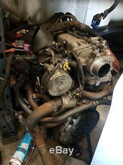 VAUXHALL 1.9 CDTi 120 BHP ENGINE DIESEL Z19DT VECTRA ASTRA ZAFIRA