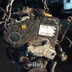 VAUXHALL 1.9 CDTi 120 BHP ENGINE DIESEL Z19DT VECTRA ASTRA ZAFIRA 92k