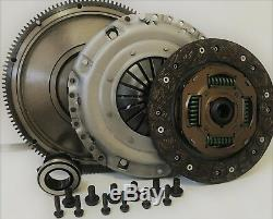 VAUXHALL ASTRA CLUTCH KIT & FLYWHEEL SOLID MASS 1.9 CDTI Mk V (H) A04 04 to 10