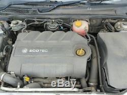 VAUXHALL ASTRA ZAFIRA B VECTRA C 1.9 CDTi Z19DTH 16v 150 ENGINE 91,443m CAR#25