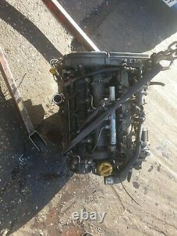 VAUXHALL ASTRA ZAFIRA VECTRA1.9 CDTI 16V Z19DTH ENGINE 105k COMPLETE