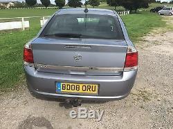 Vauxhall Vectra 1.9 Cdti Exclusive Diesel 5 Door 2008