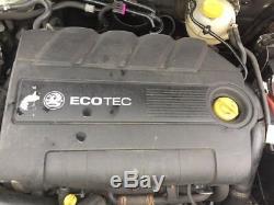 VAUXHALL Z19DTH ENGINE 150 BHP 1.9 CDTI VECTRA C + ASTRA H ZAFIRA 91k MILES