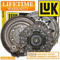 VAUXHALL ZAFIRA B 1.9 CDTi (Opel) LUK Flywheel & Clutch Kit 150 BHP Z19DTH 05