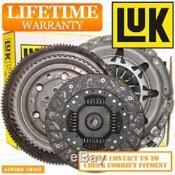 VAUXHALL ZAFIRA Mk II 1.9CDTi LuK Flywheel & Clutch Kit 100 07/05-01/08 MPV