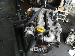 VAUXHALL ZAFIRA, VECTRA, ASTRA 1.9 CDTi 150 BHP COMPLETE ENGINE DIESEL Z19DTH