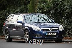 Vauxhal vectra 2.9 cdti v6 elite