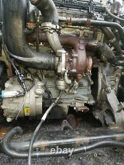 Vauxhall 1.9 Cdti Complete Engine Zafira B Vectra C. Z19dth. 97k 150 Bhp