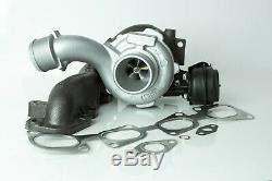 Vauxhall Astra 1.9 CDTI 150HP Garett Billet upgrade turbocharger 755046 Z19DTH