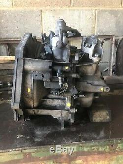 Vauxhall Astra Gearbox MK6 J 1.7 CDTi 16v Diesel 2012 55194293 6 Speed Manual
