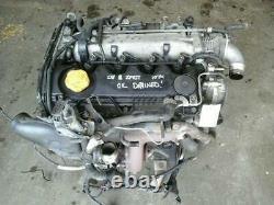 Vauxhall Astra H Mk5 Zafira B Vectra C Signum 1.9 8v Cdti Z19dt Engine 2002-2009