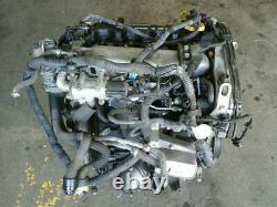Vauxhall Astra H Vectra C Zafira B 1.9 8v Cdti Z19dt Engine + Turbo 94k 2002-09