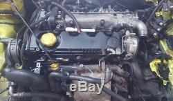 Vauxhall Astra H / Vectra C / Zafira B 1.9cdti Z19dth Complete Engine 2005-2010